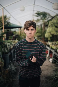 """[Connor Franta] """"Ello! I'm Connor. I'm 22 and single."""" I smile, """"I'm also gay, and proud of that. I'm a YouTuber and photographer too."""" I nod, """"say hi?"""""""
