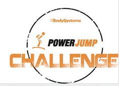 Selo criado para Challenger Power Jump http://www.mrideias.com