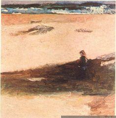 La playa 1965