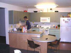 Kitchen at Nordheim Court.