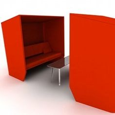 seat pods