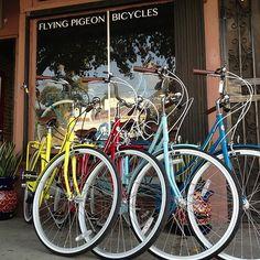 #Retro bike #Dutch bike #Cycle Chic