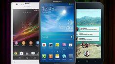 Best Smartphones of 2013 - 2013ء کے بہترین سمارٹ فونز - UrduPoint Technology