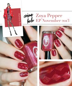 Page has Pantone Fashion Color Report Fall 2014 and a TON of awesome nail art ideas. Love the monochromatic vertical chevron the most. Nail Designs 2014, Pretty Nail Designs, Bella Nails, Sassy Nails, Les Nails, Nail Techniques, Red Nail Art, Glamour Nails, Different Nail Designs