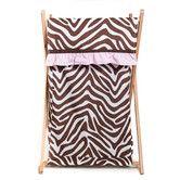 Found it at Wayfair - Zara Zebra Laundry Hamper