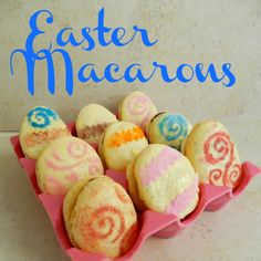 All About the Details: Quick Craft [Easter Macarons]