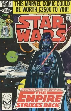 star wars comic 1977 # 38 - Google Search