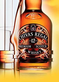 Chivas Regal - my drink of choice for many years. My sobriety date is :) Scotch Whiskey, Irish Whiskey, Bourbon Whiskey, Whisky, Drink Display, Liquid Gold, Non Alcoholic, Mixed Drinks, Wine Recipes