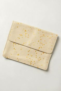 Anthropologie Golden Dappled Pouch on shopstyle.com