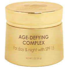 Luminique Age Defying Complex claims to be a fine day & night moisturizer. It incorporates the Trisome Plus Complex, a unique system of age-defying enzymes that enhances a skin ravaged by sun exposure and oxidative stress. It reduces the appearance of fine lines and unpleasant wrinkles.