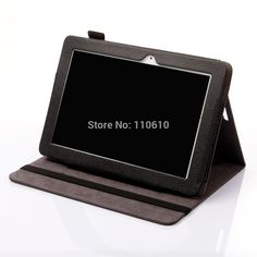 Faux Leather(PU) stand book-style cover case for  ASUS Memopad 10 me102a Tablet alishoppbrasil