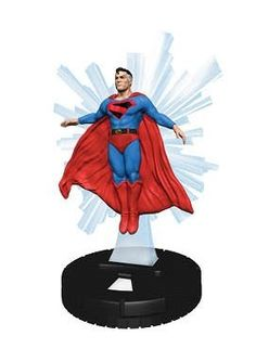 Heroclix DC Worlds Finest #061 Superman complete with card (Chase) @ niftywarehouse.com #NiftyWarehouse #Superman #DC #Comics #ComicBooks