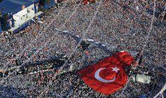 AK Parti İstanbul Mitingi