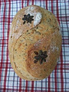 Jednoduchý kváskový chlieb Bread, Food, Basket, Brot, Essen, Baking, Meals, Breads, Buns