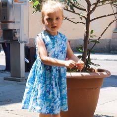 Watercolor Print, Poppy, Summer Dresses, Live, Pretty, Instagram, Fashion, Madeleine, Moda