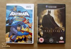 Nintendo Batman Video Game Bundle available at joblotbundle.com