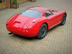 1968 ATL Alfa Romeo 2000 Sports Coupe #alfaromeovintage