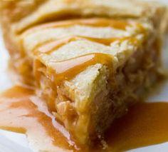 Tarta de Manzana y Toffee al Whisky