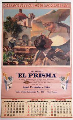 Calendarios Mexicanos - Jesús Helguera