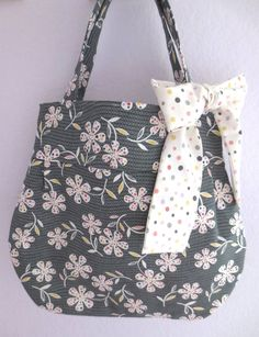 Daisy Chain Lola Tote Reserved For Cvk By Theplumpincushion 48 00