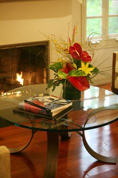 Coffee Table - contemporary - living room - los angeles - Talianko Design Group, LLC