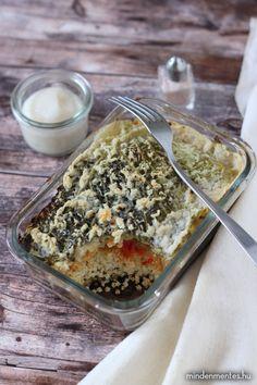 Rakott kel (tejmentes, vegán) - Nóri mindenmentes konyhája Vegan Recipes, Vegan Food, Plant Based, Healthy Living, Paleo, Gluten Free, Lunch, Diet, Turmeric