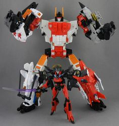 TFW's Combiner Wars Superion and Menasor Galleries - Transformers ...