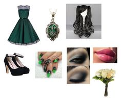 """""""Untitled #55"""" by sk8ergirl-132 on Polyvore featuring Alkemie and OKA"""
