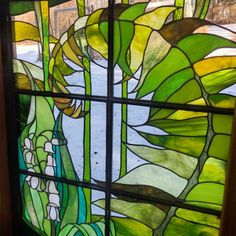 A Stained Glass Cabin Hidden in the Woods by Neile Cooper | Colossal