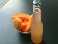 Jones Soda Crushed Melon Clone from homemadesodaexpert.blogspot.com