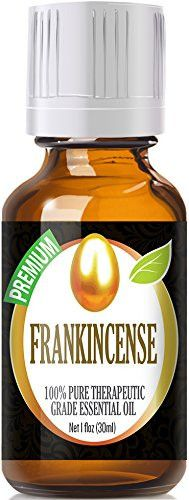 Frankincense Essential Oil has a fresh woody aroma with spicy balsamic undertones and hints of citrus Botanical Name: Boswellia Serrata