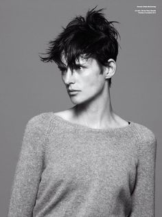 let's just all agree that Stella Tennant has the most amazing face/hair in all the land.