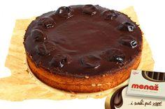 Recept za Čokoladnu tortu bez brašna. Za spremanje poslastice neophodno je pripremiti čokoladu, puter, jaja, kakao, šećer.
