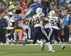 Detroit Lions vs San Diego Chargers Live Stream NFL Online Coverage   NonstopTvStream