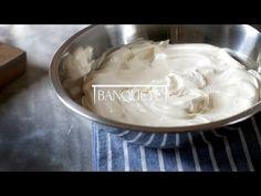 Manteiga Caseira e os tipos de creme de leite - YouTube