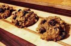 Sweet Potato Oatmeal Chocolate Chip Cookies