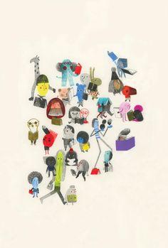 simone rea illustratore: IBBY 2014 (anteprima)