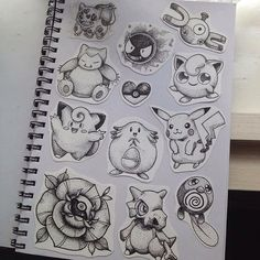 Still really wanna do some of these! Pokemon 40 each rose 50. I can also do any…