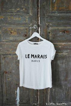 Kuistin kautta (Paris-paita)