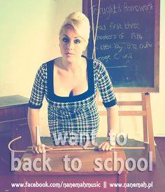 I want to back to school :) FACEBOOK: http://www.facebook.com/nanemahmusic || WEBSITE: http://www.nanemah.pl/ || PINTEREST: http://www.pinterest.com/nanemah TWITTER: http://www.twitter.com/nanemah