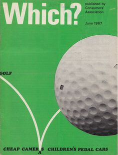 Cover June Which ? 1967