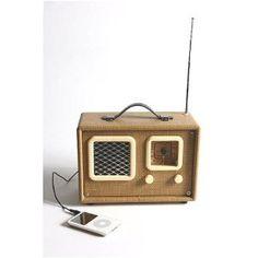 Crosley Nomad Portable Radio