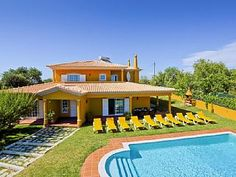 Spacious+and+modern+villa+with+stunning+views+across+Vale+De+Parra+and+Galé+++Holiday Rental in Albufeira from @HomeAwayUK #holiday #rental #travel #homeaway