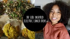 DR SEBI INSPIRED | ELECTRIC LUNCH IDEAS | RECIPES