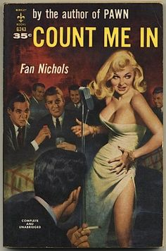 Count Me In by Fan Nichols - Belmont Books