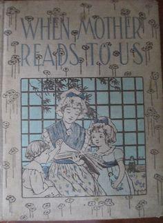 Vtg Children's Book Stories When Mother Reads to US 1913   eBay