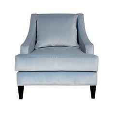 Fotel COSMOPOLITAN | Armchair COSMPOPLITAN Mint Grey