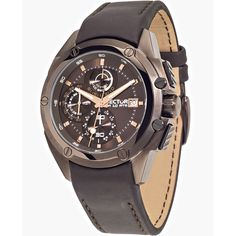Watchoria America's trusted retailer for the finest quality designer watches, jewelry, bags, shoes & clothing online. Watches, Casio Watch, Quartz, Leather, Bags, Accessories, Steel, Bracelet, Brown