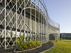 Queensland's Cairns Institute by Woods Bagot.