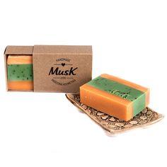 Přírodní mýdlo POMERANČOVÁ SVĚŽEST MusK - Krásná Každý Den Usb Flash Drive, Handmade, Hand Made, Handarbeit, Usb Drive